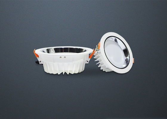 China 10W rundes eingebettetes Dimmable LED vertiefte Downlight vertieftes Richtungs-Downlights usine
